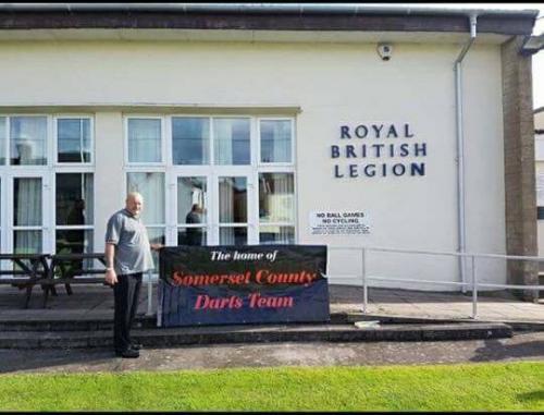Home Of Somerset Darts Team